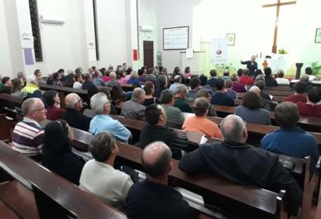 Formação de lideranças no Sínodo Nordeste Gaúcho continua