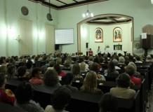Oase do Sínodo Vale do Itajaí realiza encontro com grupos noturnos