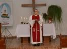 Culto Paroquial de Pentecoste na Paróquia de Ernestina/RS