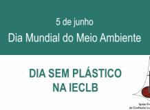 Dia Mundial do Meio Ambiente - 5 de junho de 2018