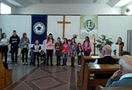 Rincão dos Ilhéus comemora Dia das Mães num culto especial