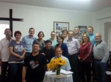 Departamento de Casais da Paróquia de Nova Petrópolis tem reunião do PAMI