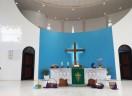 Culto de Ação  de Graças - Comunidade Amizade, Paróquia Apóstolo Tiago - Jaraguá do Sul/SC