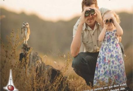 Folhetos Evangelísticos sobre o Dia dos Pais