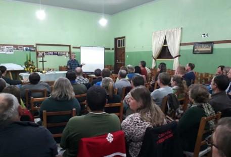 Núcleo Vale do Caí realiza 2ª etapa de Formação de Lideranças