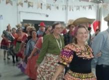 Festa Junina dos Idosos da comunidade João Pessoa - Jaraguá do Sul/SC