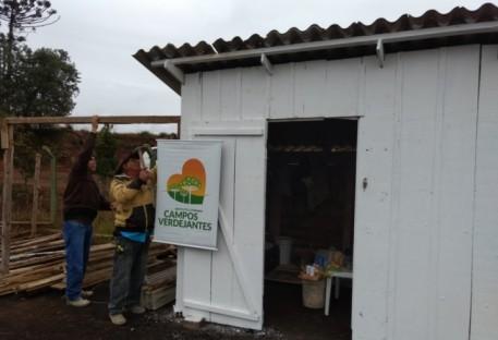 Campos Verdejantes inicia obra