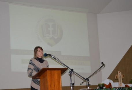 III Encontro Nacional de Estudantes de Teologia e Encontro de Docentes de Teologia
