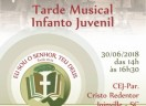 Tarde Musical Infanto-Juvenil