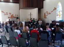 Livro de Canto da IECLB foi tema do Seminário de Música de Rodeio 12