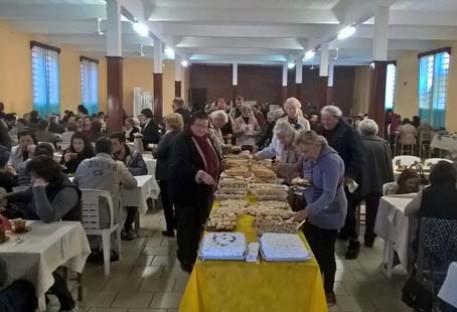 Café da OASE de Vale Real/RS