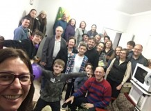 Confraternização de Ministros e Ministras no Sínodo Uruguai