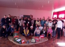 Frio e criatividade marcam Seminário em Panambi/RS