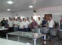 Feijoada da LELUT - Núcleo Apóstolo Tiago de Jaraguá do Sul/SC