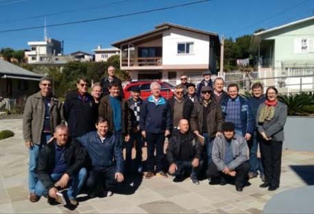 Coordenação Sinodal da LELUT tem reunião