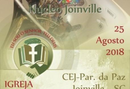57º Encontro de Coros - Núcleo Joinville
