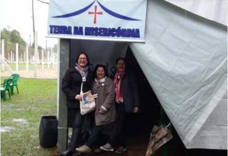 Tenda da Misericórdia no CONGRENAJE