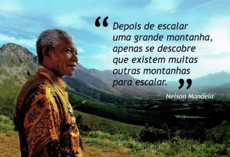 Nelson Mandela: de prisioneiro a presidente