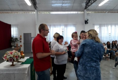 Missão Criança / Pastoral do Batismo
