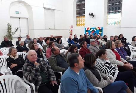 Formação de Lideranças tem mais um encontro em Ivoti/RS
