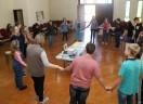 Ação Confirmandos na Trilha da Solidariedade - Paróquia de Ernestina/RS
