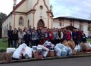 Ação Confirmandos e visita diaconal na Paróquia da Feliz