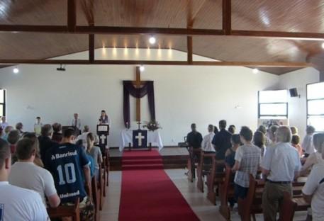 Relatório sobre auxílios recebidos - Comunidade Bom Pastor em Viamão/RS
