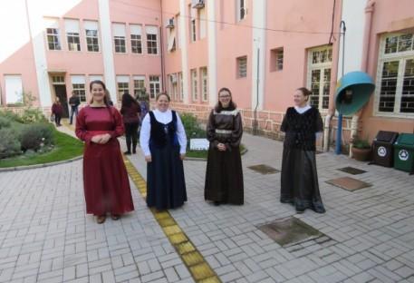 ASSOCIAÇÃO NACIONAL DA OASE visita a Faculdades EST