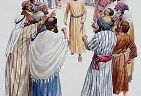 Jesus é rejeitado