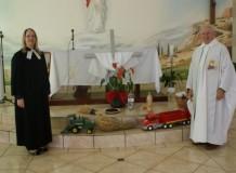 Celebração Ecumênica do Colono e Motorista em Ernestina/RS