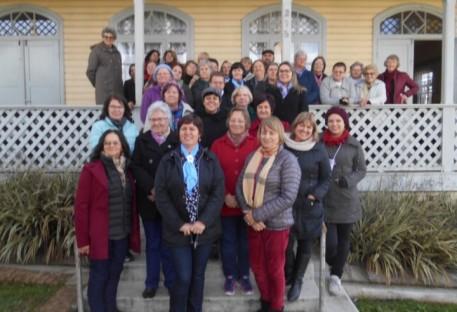 Encontro Coordenadoras Paroquiais e Presidentes de Grupos de OASE