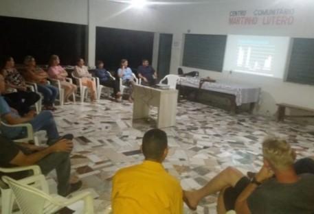 Planejamento Missionário em Boa Vista RO