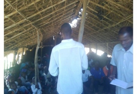 Dois sínodos abraçam Xalaua, comunidade luterana irmã em Moçambique