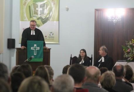 Roland Brüggemann tem culto de ação de graças e aposentadoria em Brusque