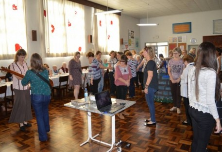 Encontro de Mulheres abordou empoderamento a partir da palavra de Deus em Blumenau Centro