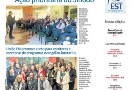 Jornal Sinos da Comunhão - Ano 20 - Nº. 207 - Julho 2018