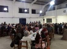 Comunidade de Estância Velha realiza promoção