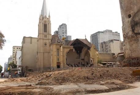 Retomada das atividades da Paróquia Centro de São Paulo