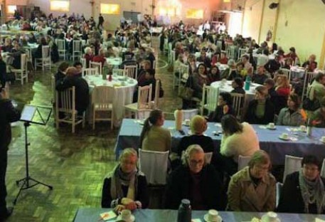 OASE de Igrejinha realiza chá beneficente anual