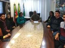 Grupo de jovens de Bananal - Feliz/RS reivindica melhorias