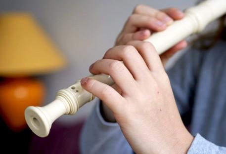 Capacitação para professores de Flauta Doce