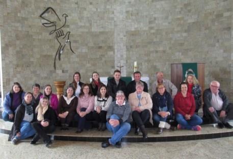 Seminário de Secretárias e Secretários de Paróquias e Comunidades da região central do Sínodo Paranapanema.
