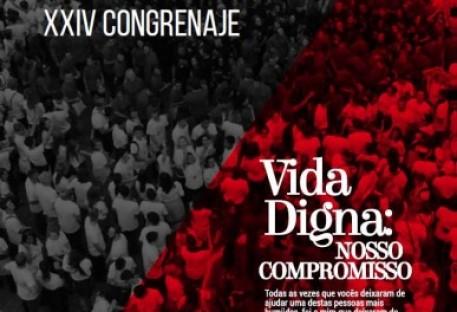 Congrenaje em Revista - XX CONGRENAJE - Vida Digna: Nosso Compromisso