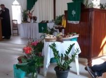 Ação de Graças na Paróquia Caminho da Fé - Alta Floresta/RO