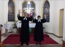 Núcleo Vale do Caí realiza troca de púlpito no mês da Missão