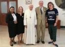 Comitiva brasileira vai ao Papa denunciar violações de direitos no país