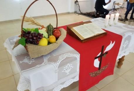 Luteranos do Mato Grosso do Sul celebram Culto de Ação de Graças