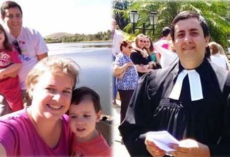 Pastor Marcio Simões da Costa assume a Paróquia de Montenegro
