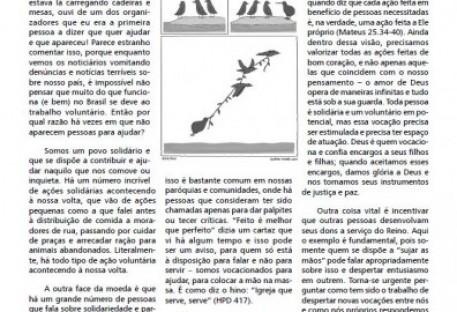Jornal da Reconciliação. Ano 24, Nº 88, Julho de 2018