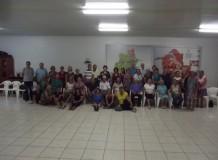 Uma tarde de alegria e comunhão